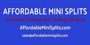 affordable mini splits